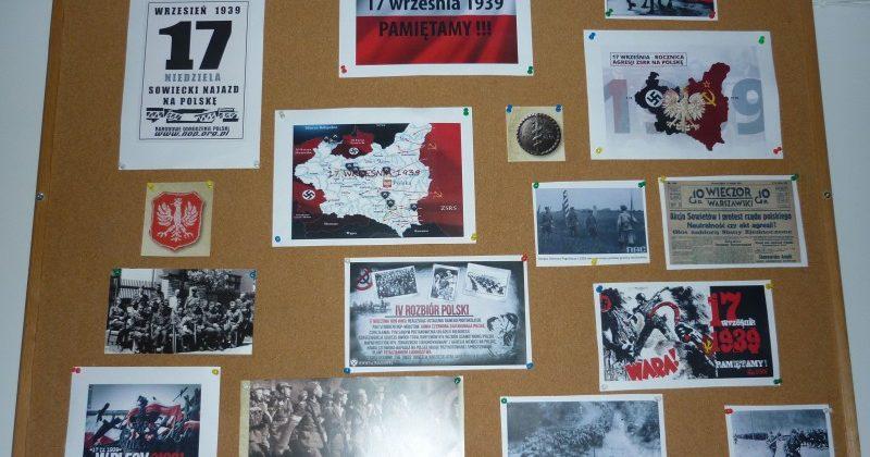 PAMIĘTAMY O ROCZNICY 17 WRZEŚNIA 1939 R.