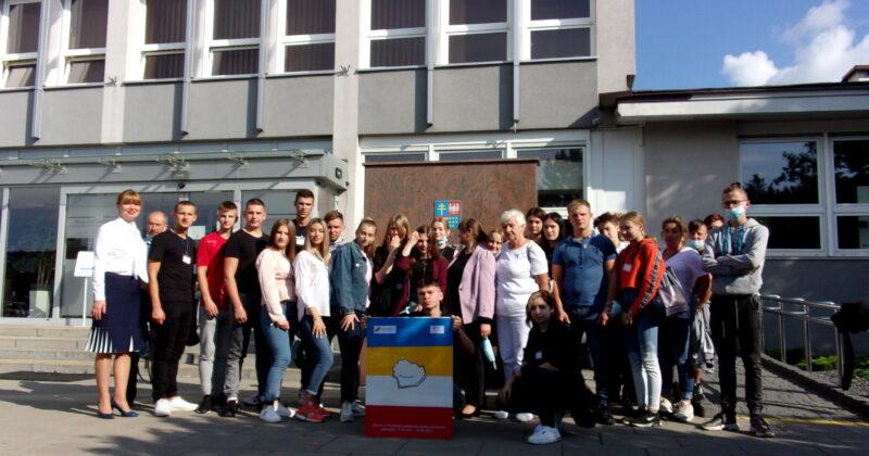 Wtorkowe zmagania uczestników projektu ,,Razem w przyszłość – spotkanie polsko- ukraińskie''
